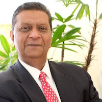 Amir Dossal, President & CEO, Global Partnerships Forum